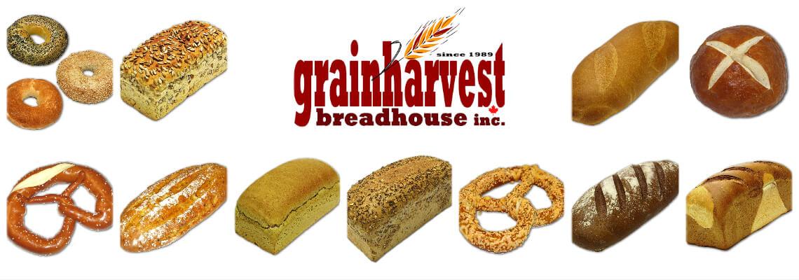 New Vendor! Grainharvest Breadhouse