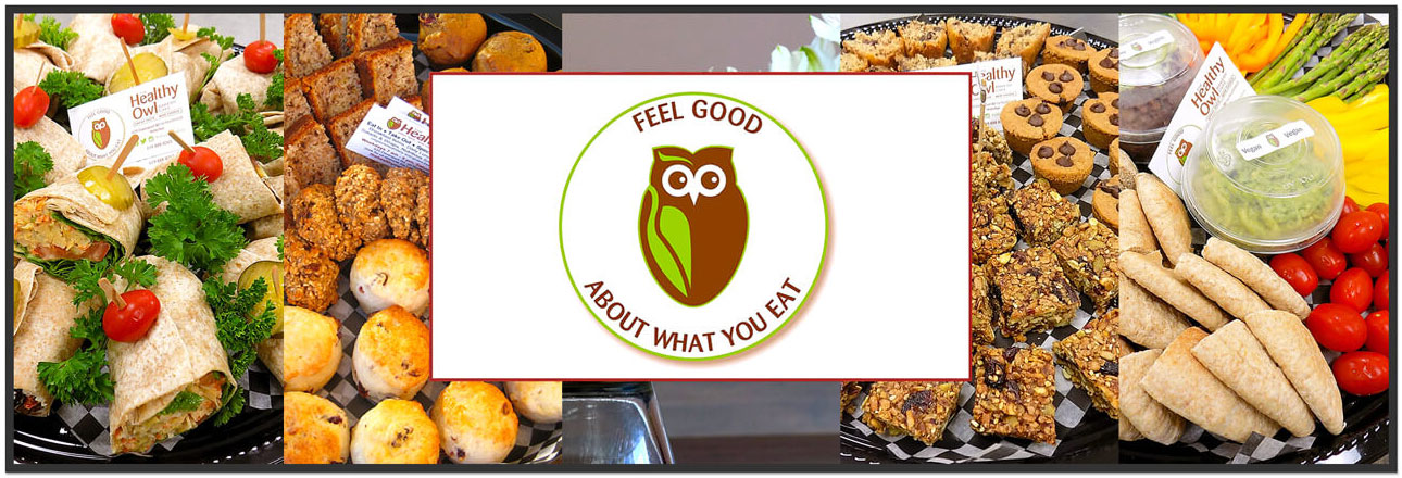 Healthy Owl Bakery Feel Good About What You Eat