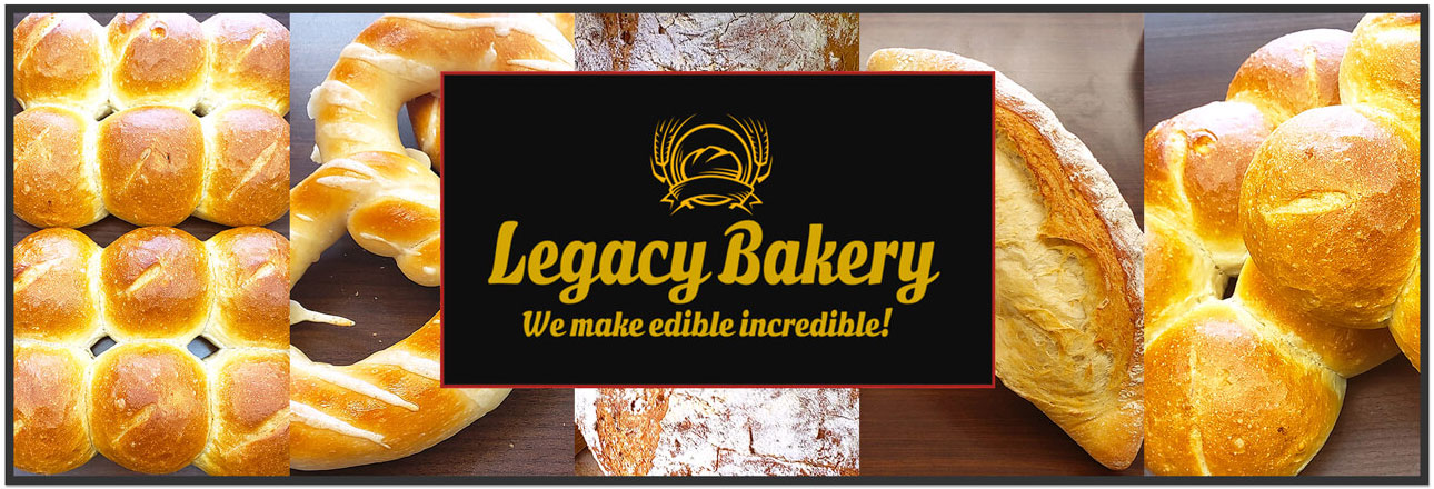 Legacy Bakery We Make Edible Incredible