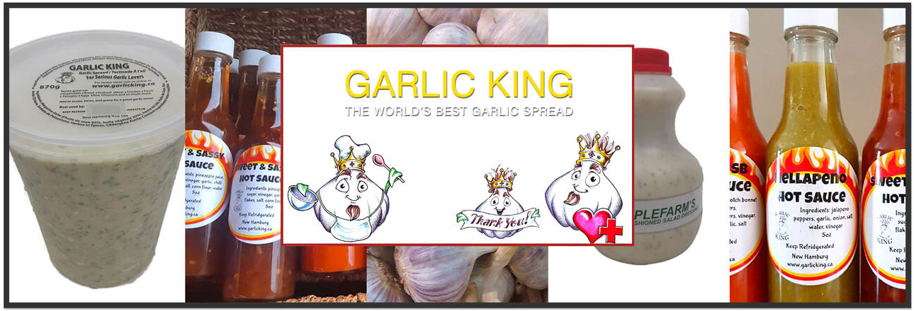 The Garlic King