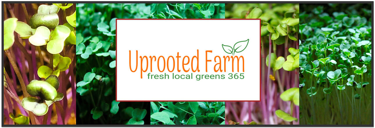 Uprooted Farm Fresh Local Greens 365