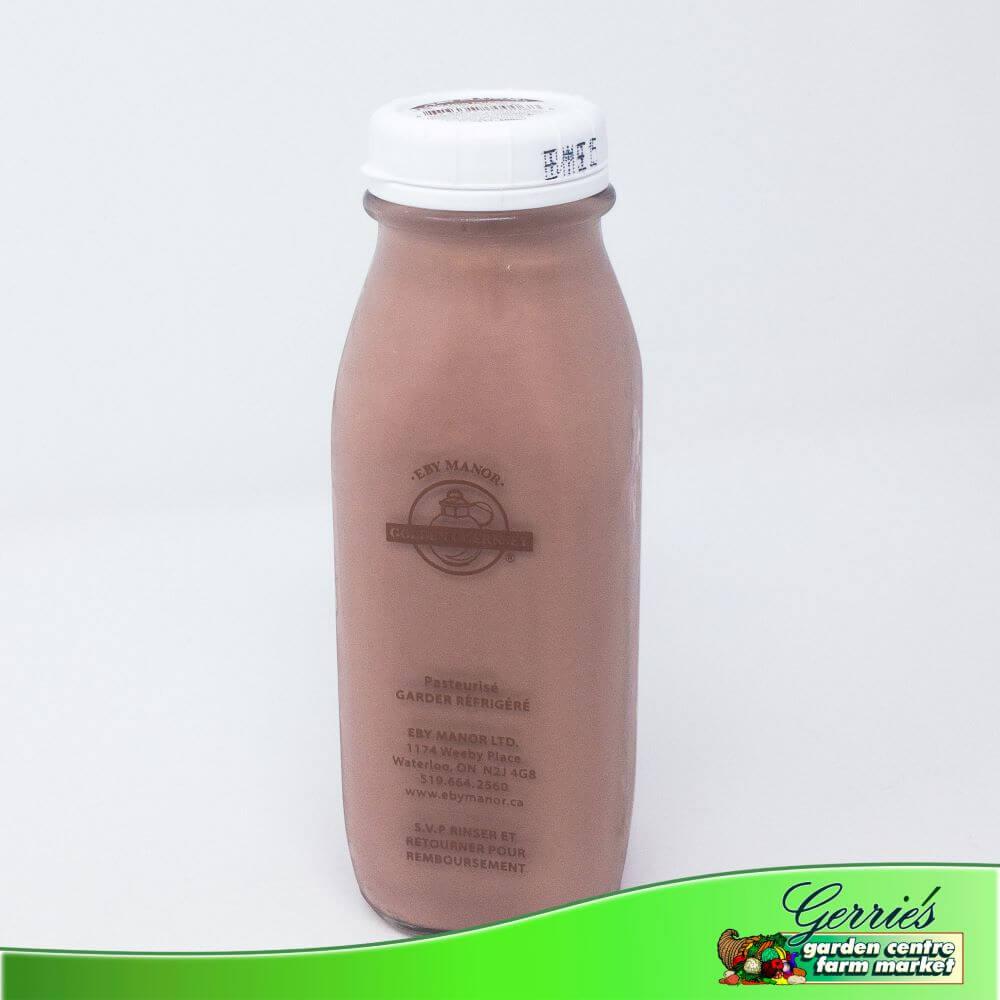 Eby Manor 4% Chocolate Milk