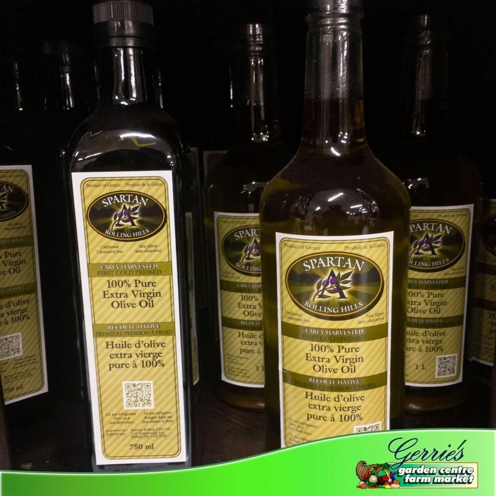 Ex. Virgin Olive Oil