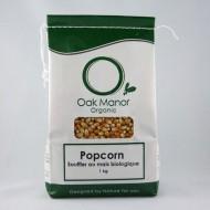 Organic Popcorn 1KG