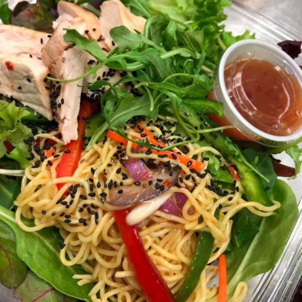 Fresh Made Salads - Assorted Flavours