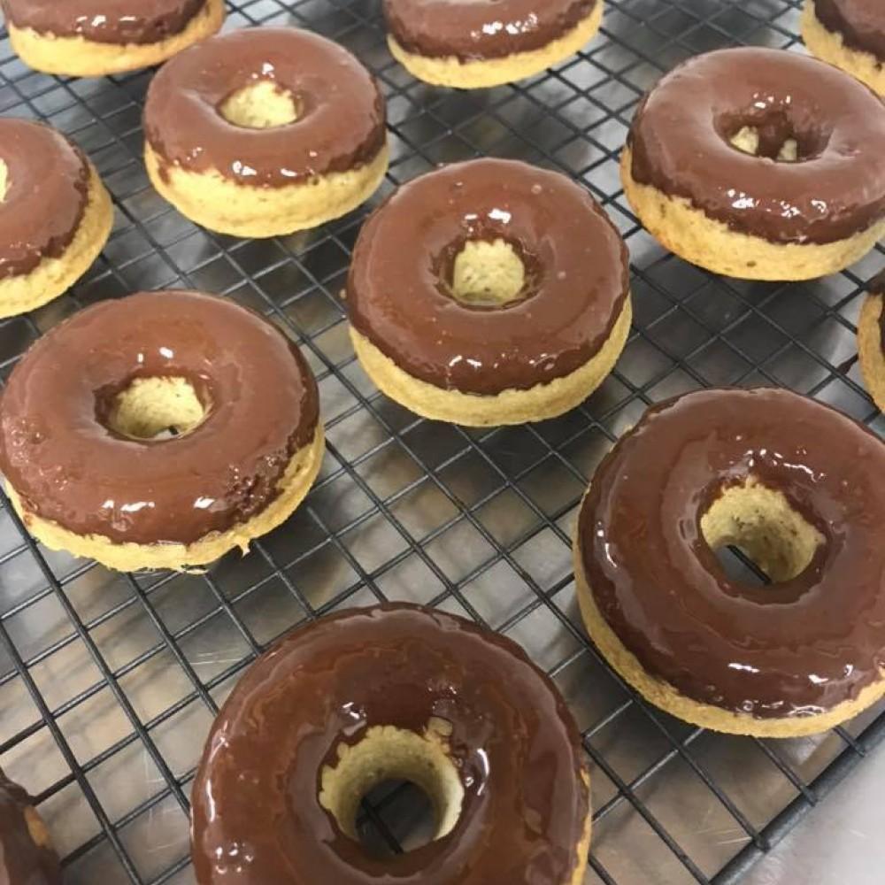 Donuts by Bakin' Us Keto