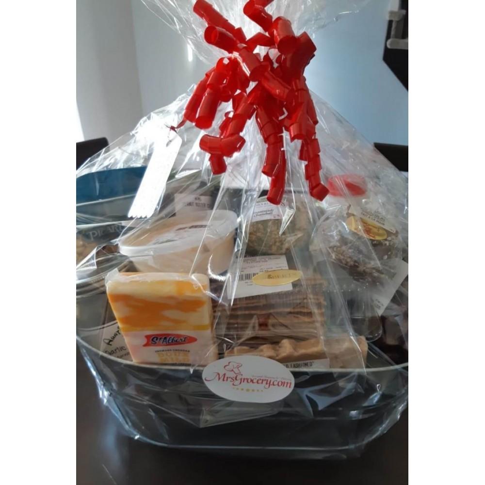 MrsGrocery.com - Medium Gift Basket