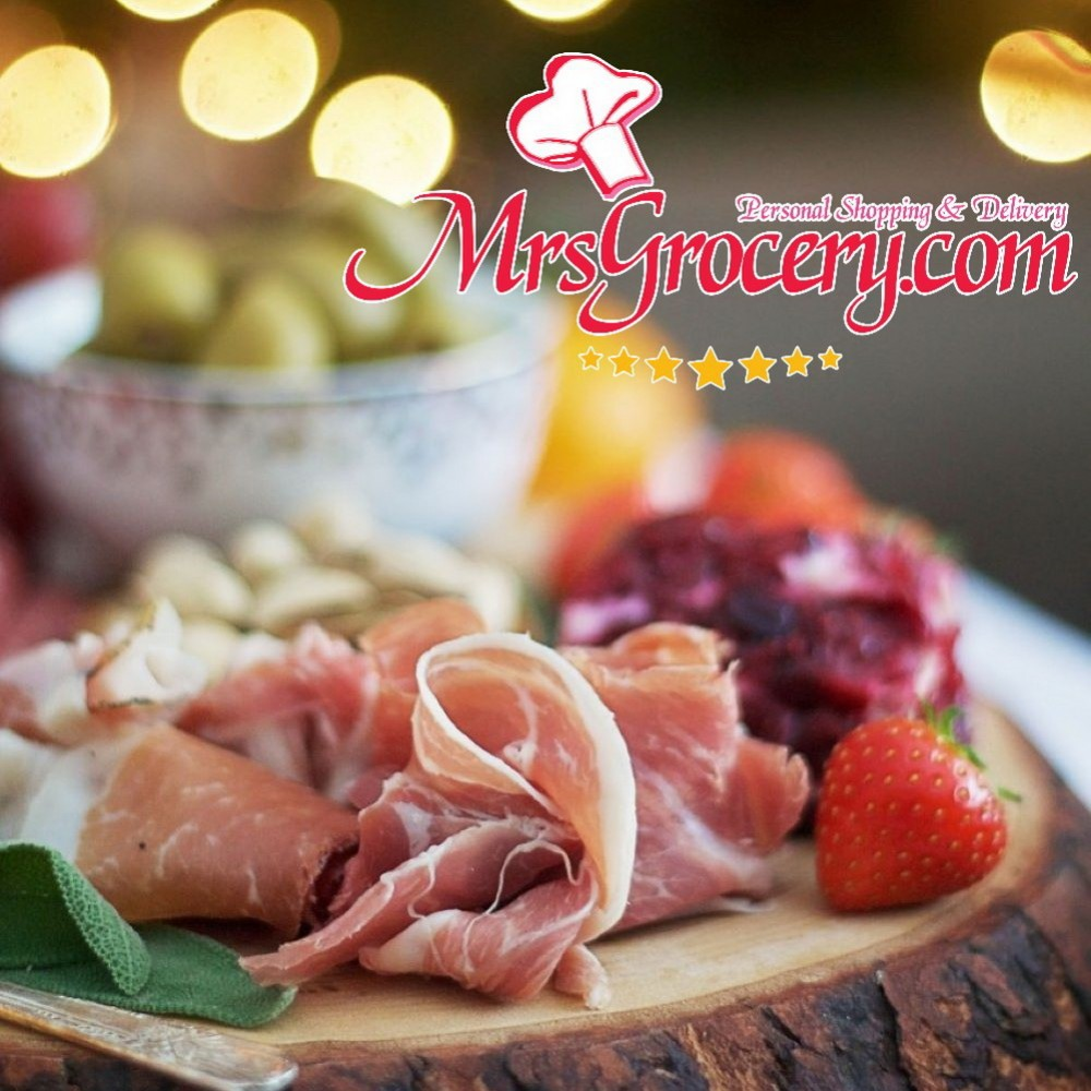 MrsGrocery.com - Charcuterie Gift Basket