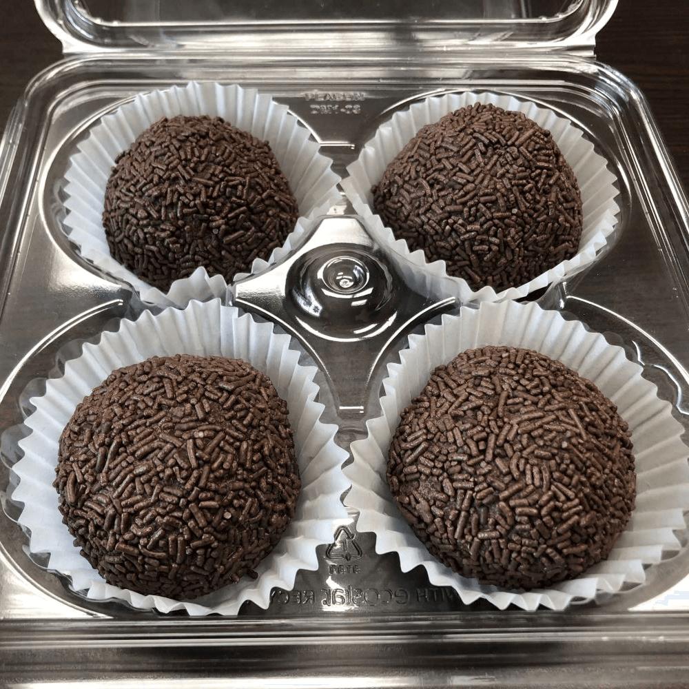 Chocolate Rum Balls