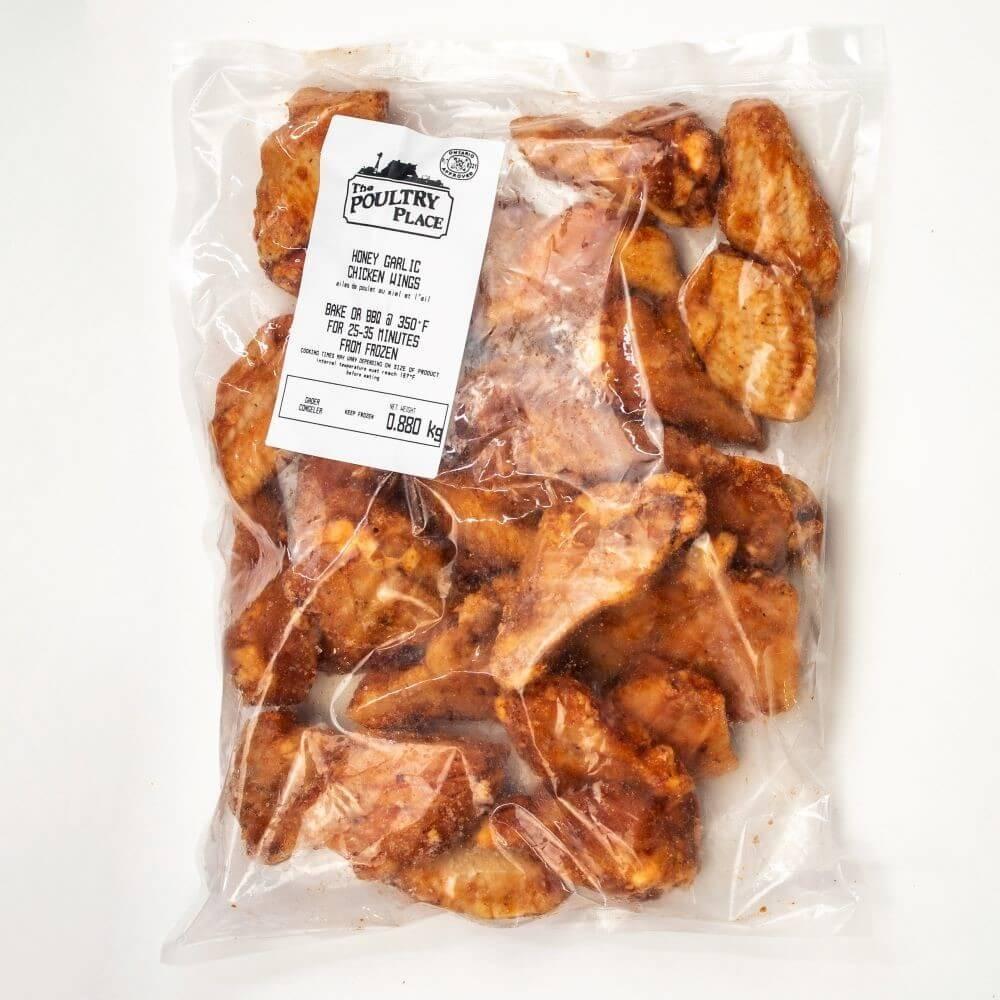 Chicken Wings - Honey Garlic