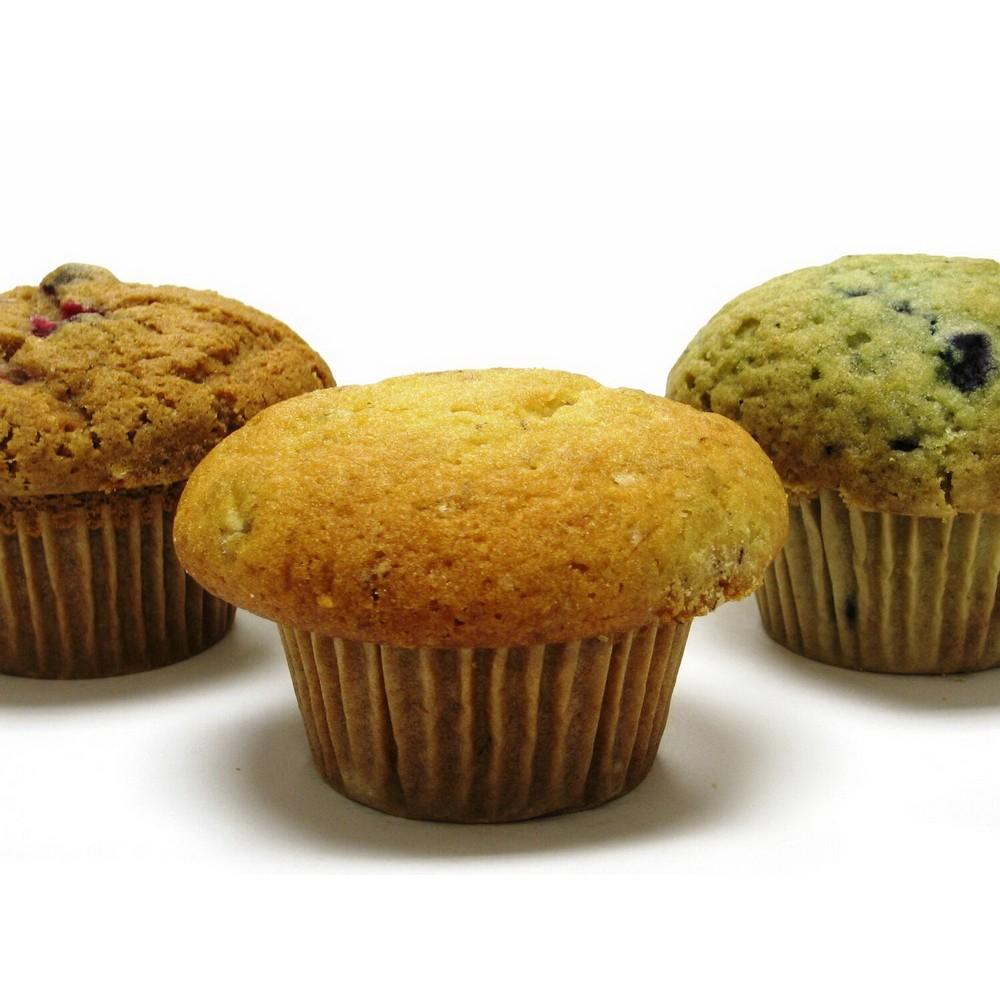 Gluten Free Assorted Muffins - 6/pkg