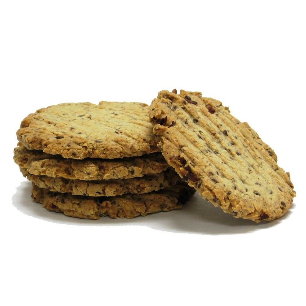 Gluten Free Eggless Tasty Pecan Cookies - 8/pkg
