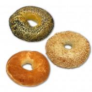 Organic Bagels - Assorted Pack - 6/pkg