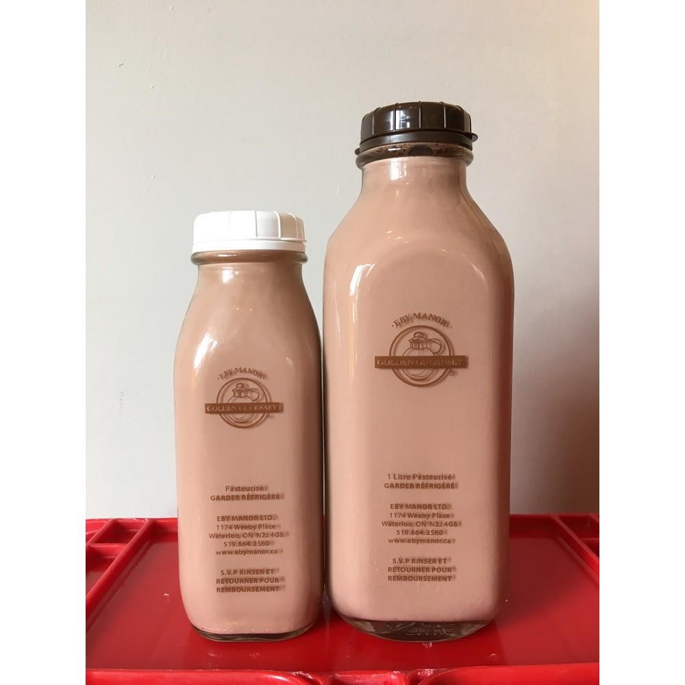 Golden Guernsey 4% Chocolate Milk