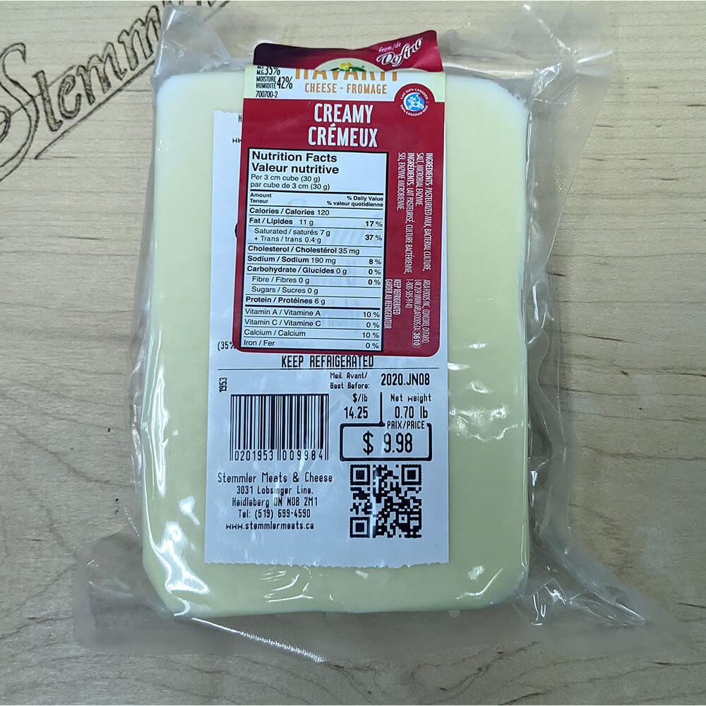 Havarti Cheese (1lb)