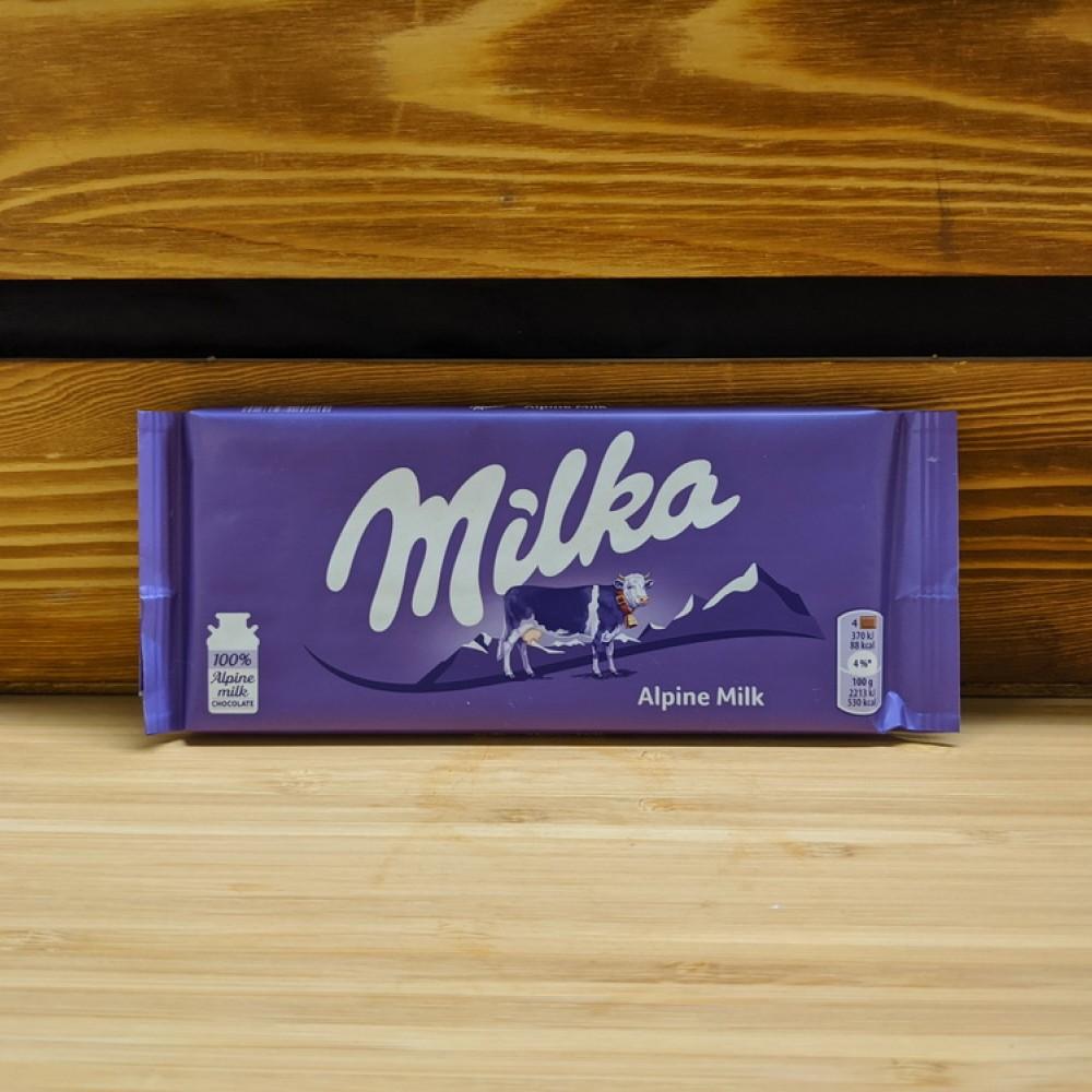 Milk Chocolate (100g)