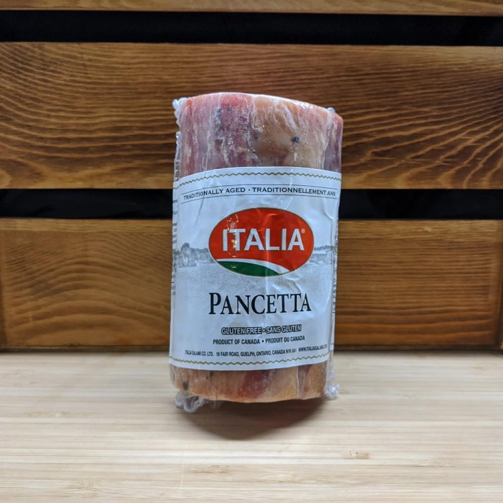 *Pancetta