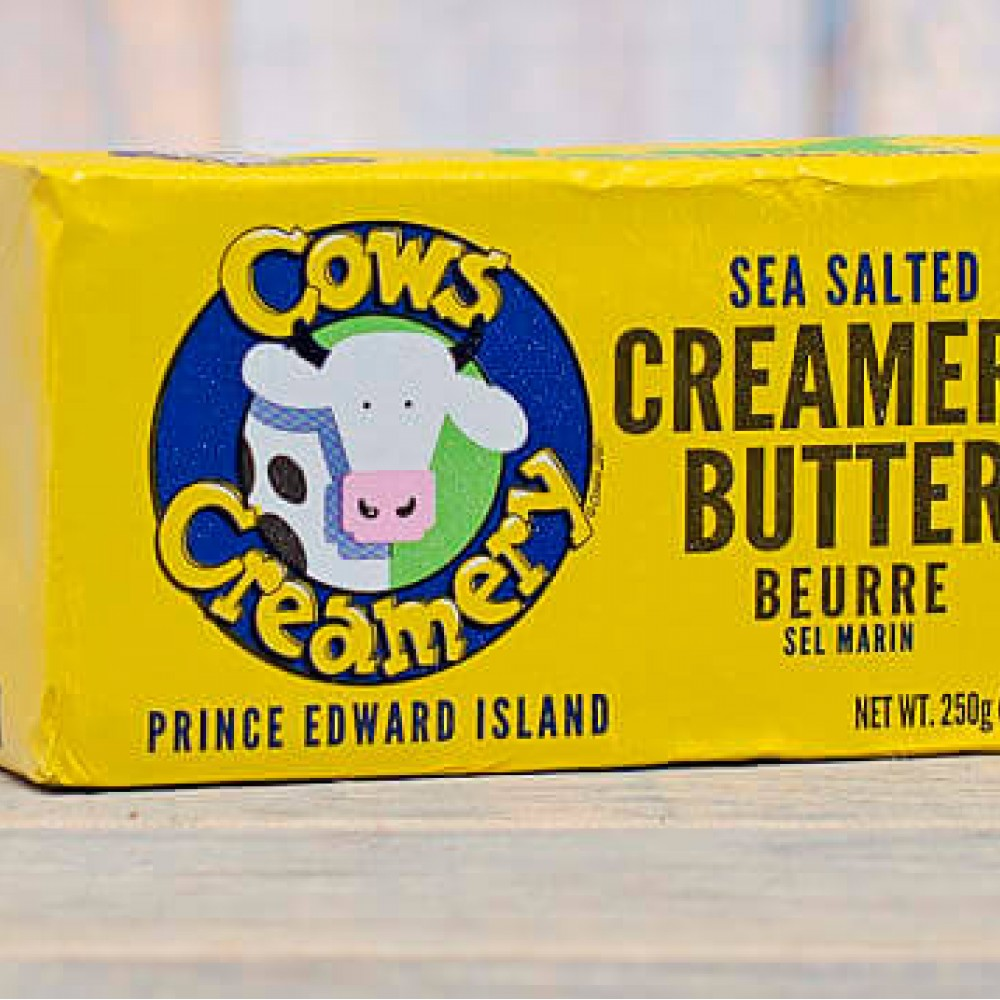 Cow's Creamery Salted Butter (250g)