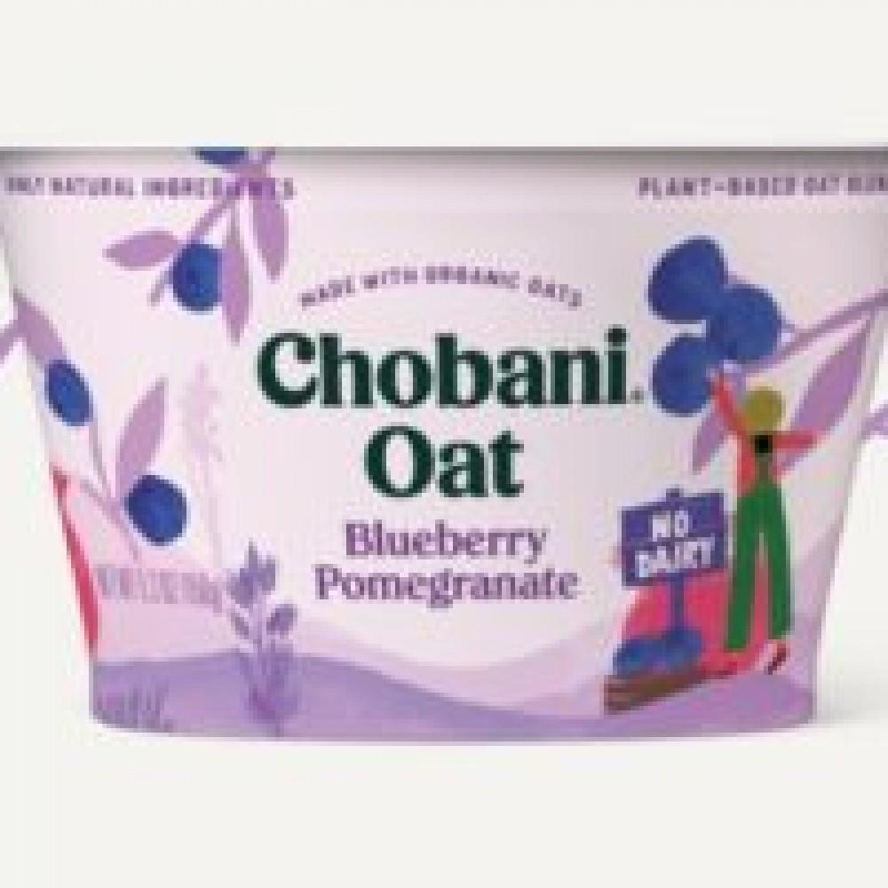 Chobani Oat Yogurt - Blueberry (454g)