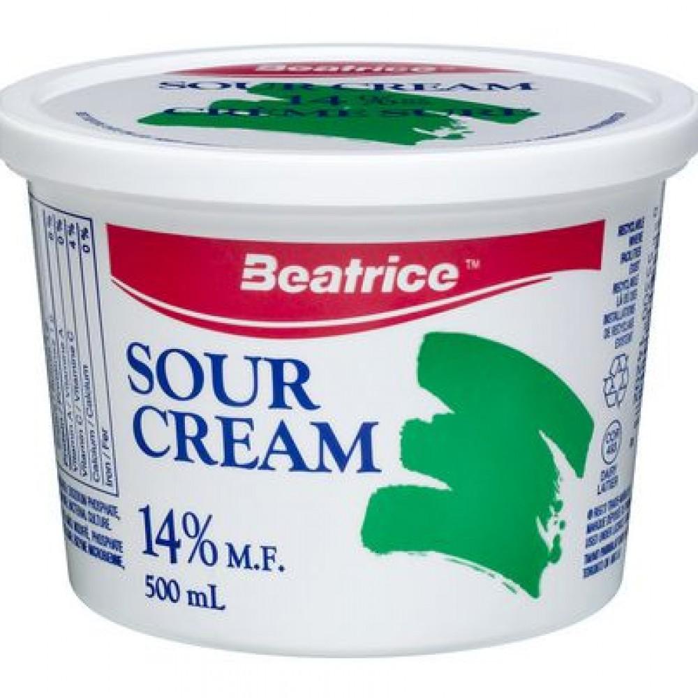 Beatrice Sour Cream (500mL)