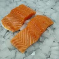 Fresh Atlantic Salmon Portions