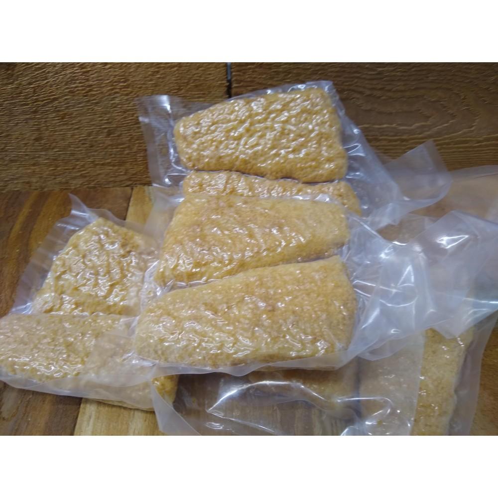 breaded pollock