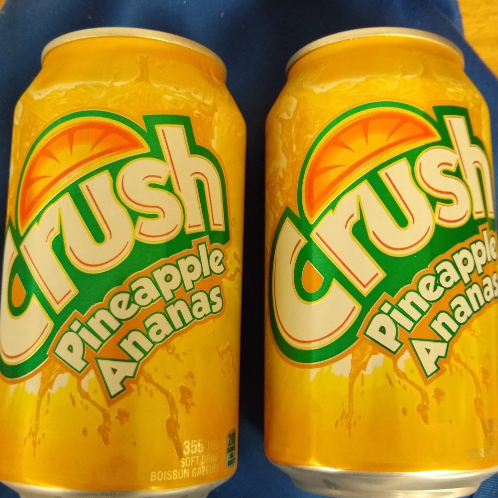 crush pineapple pop