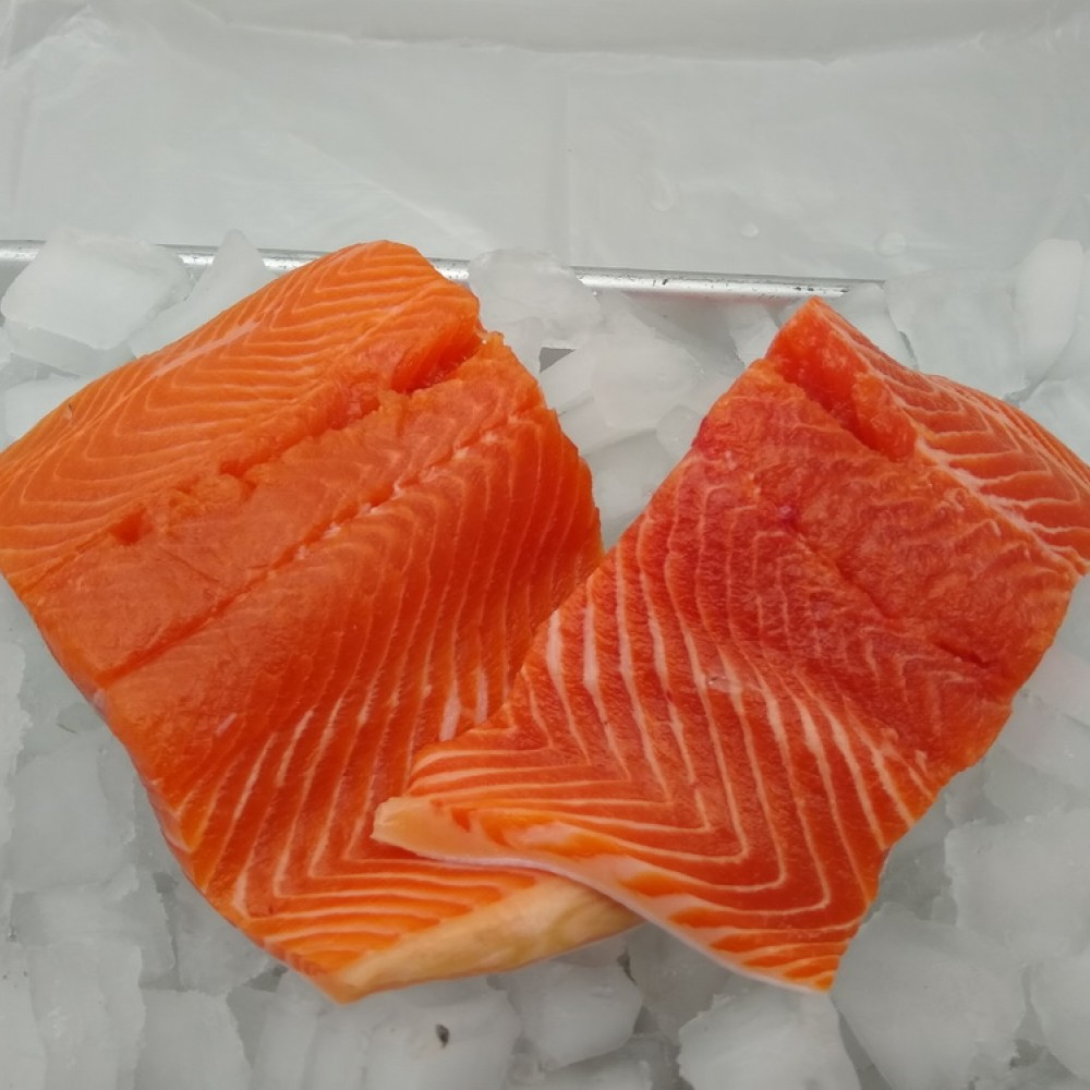 Fresh Chilean Steelhead Trout.