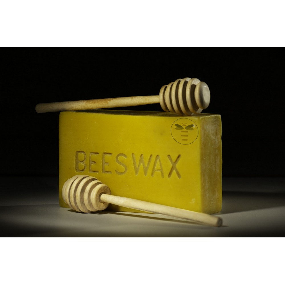 Pure Beeswax. 1 lb