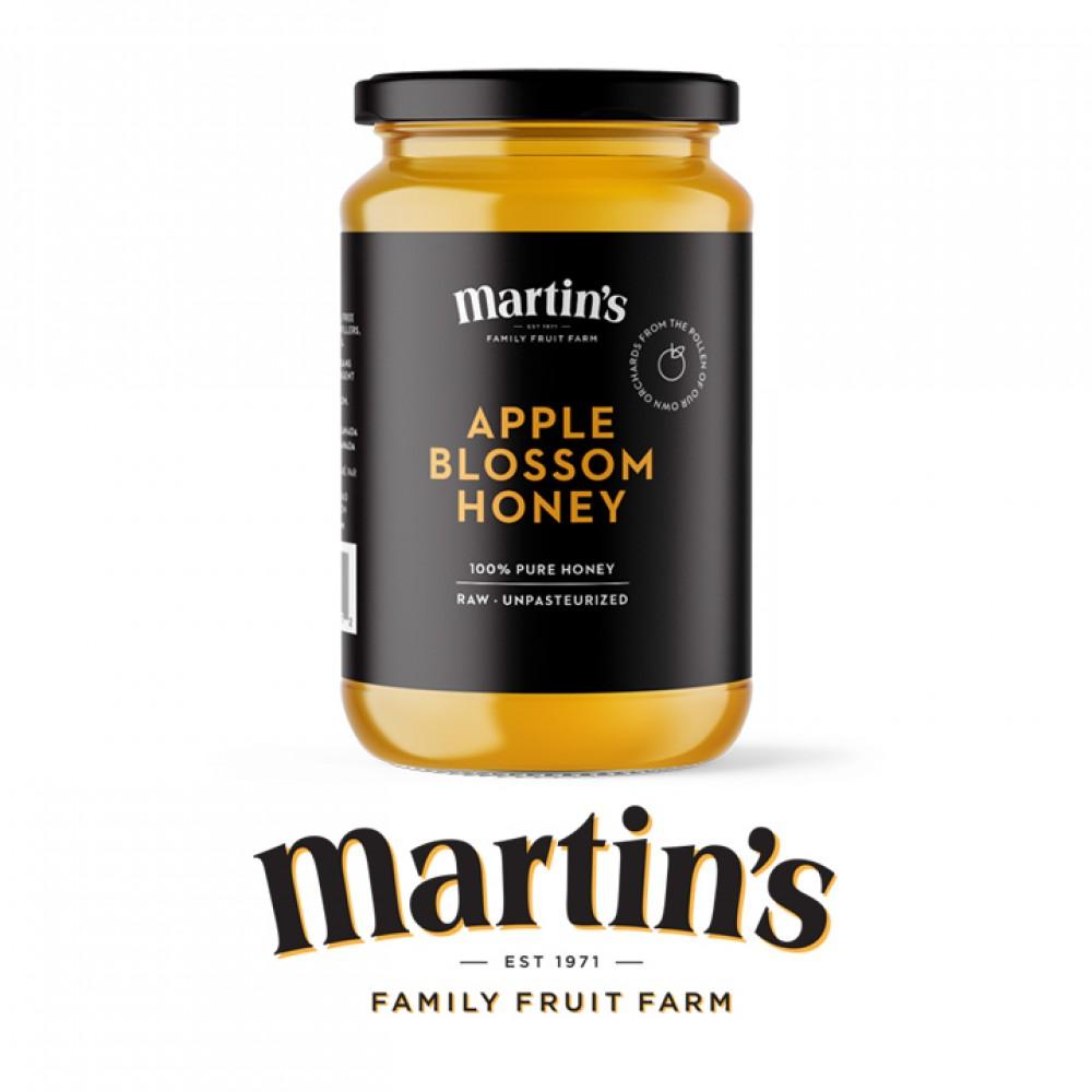 Apple Blossom Honey