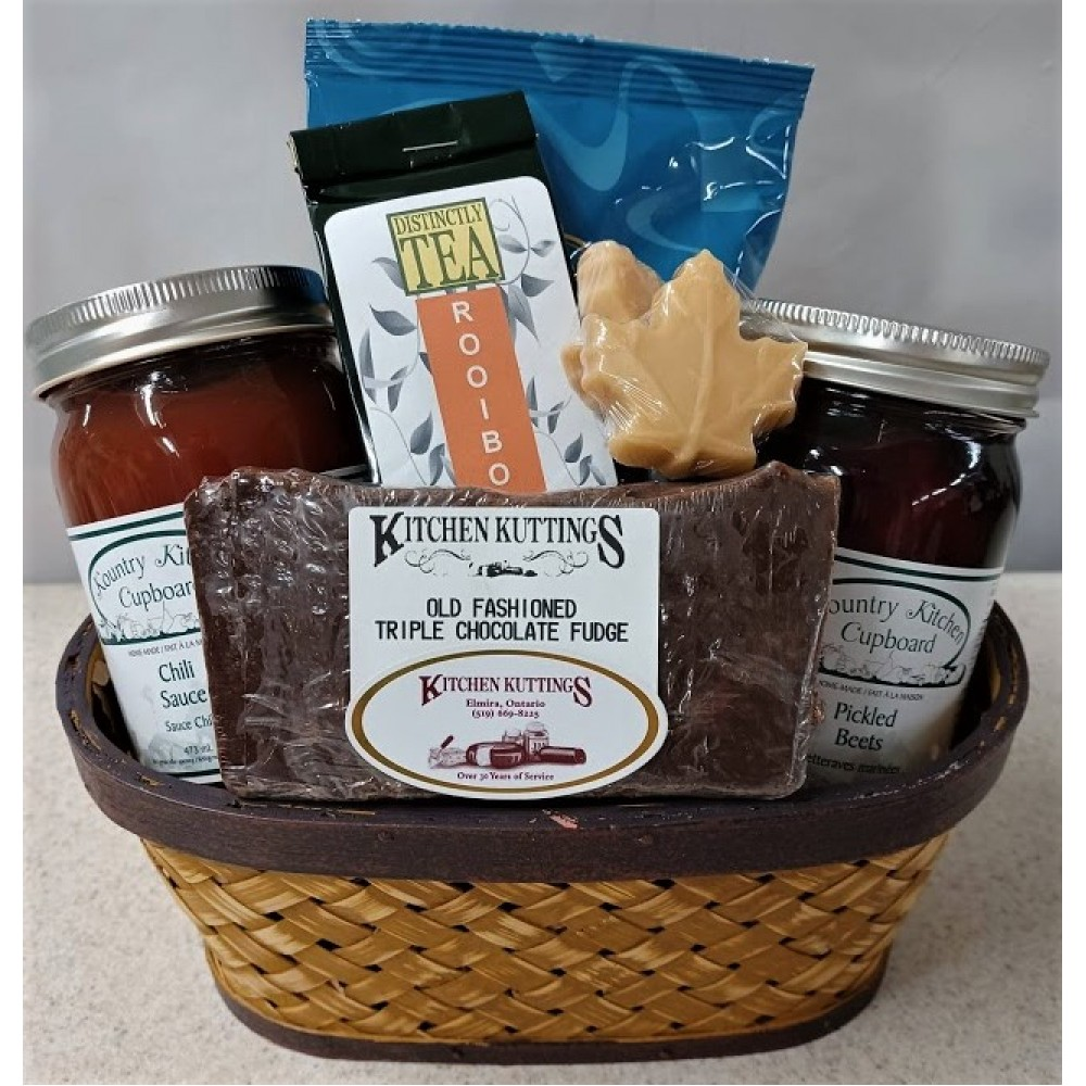 """Basket #2 """"Sweet, Sour and Salty"""""""
