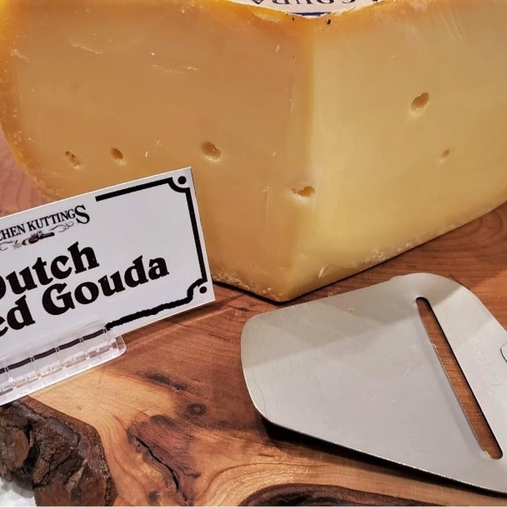 Fresh Cut Aged Dutch Gouda (per 1/2 lb.)