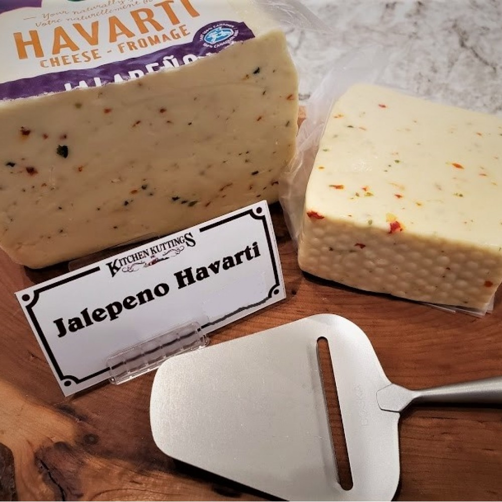 Fresh Cut Jalapeno Havarti