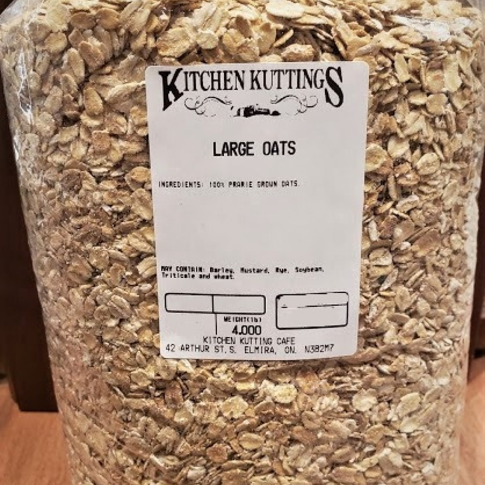 Large Flaked Oats