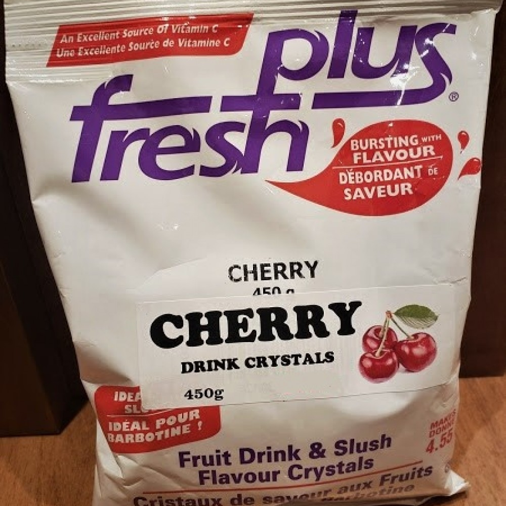 Cherry Drink Crystals