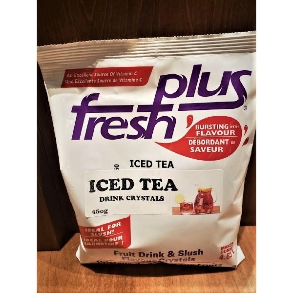 Iced Tea Drink Crystals