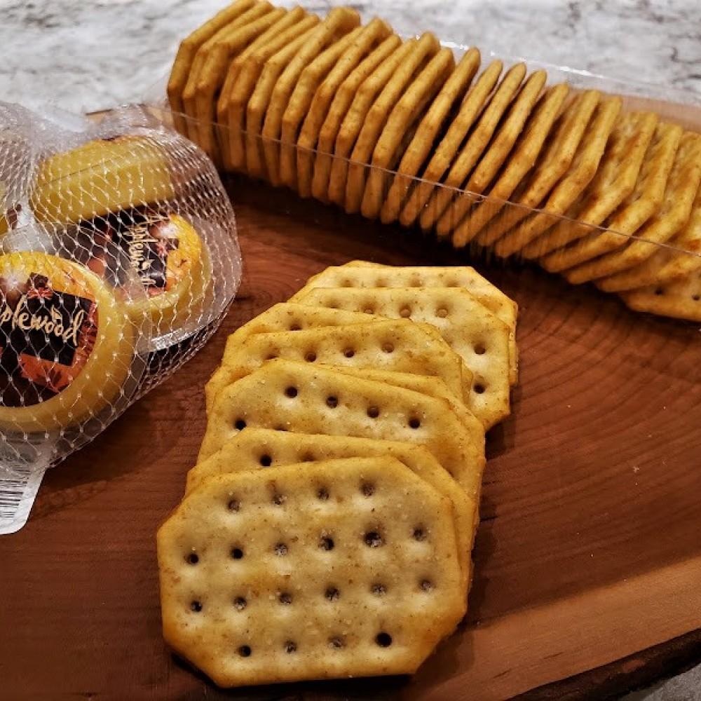 Christie Golden Sesame Crackers