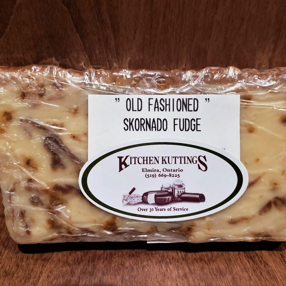 Old Fashioned Skornado Fudge