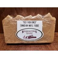 """Old Fashioned"" Canadian Maple Fudge"