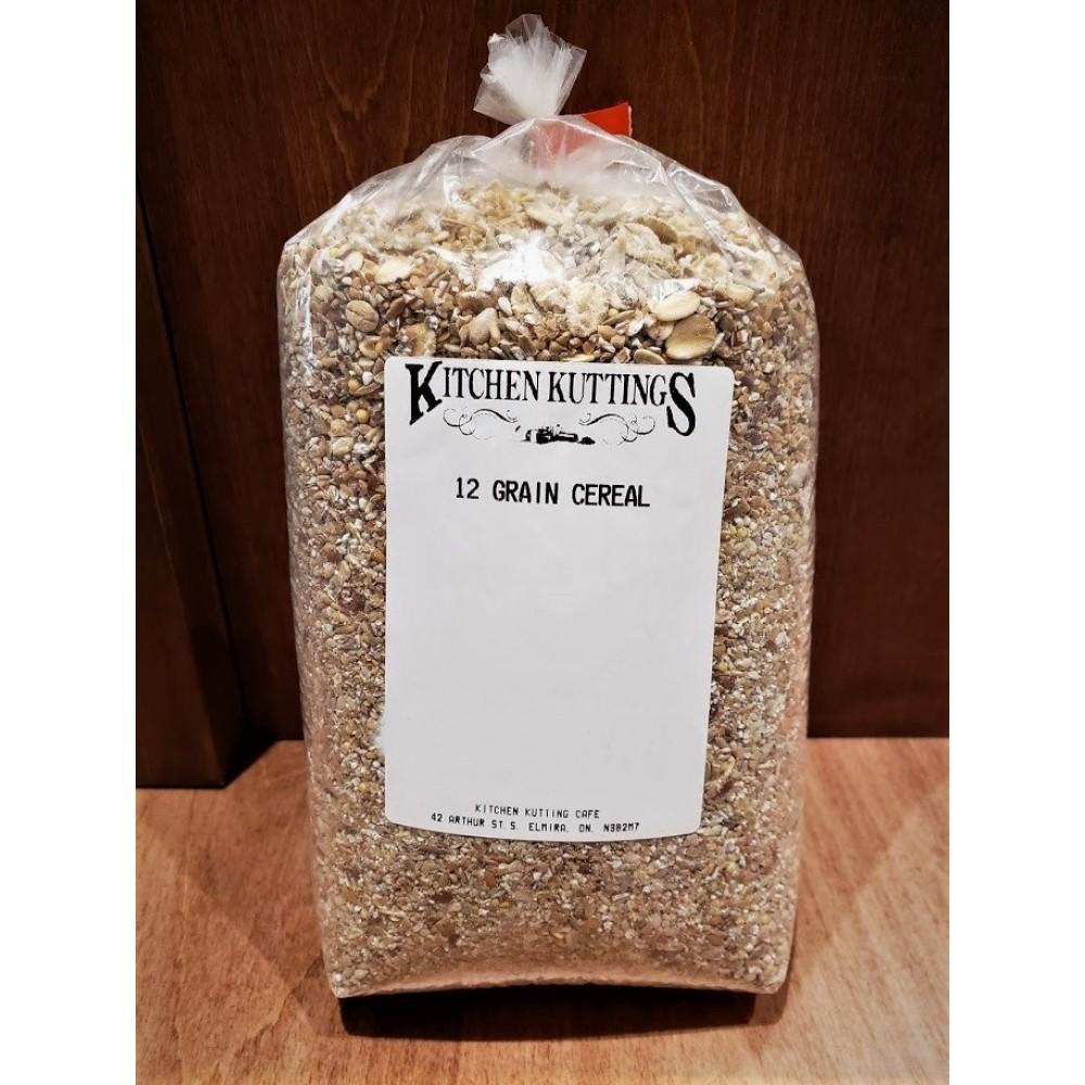 12 Grain Cereal