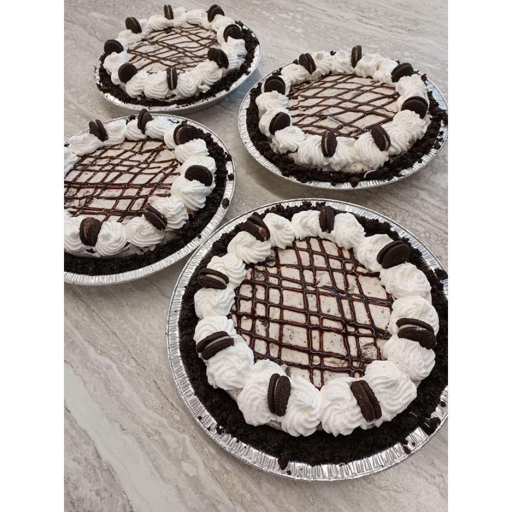 Cookies N' Cream Ice Cream Pie