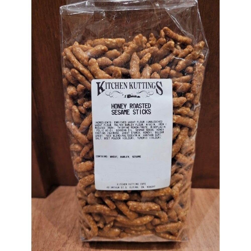 Honey Roasted Sesame Sticks