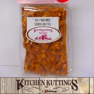 """""""Old Fashioned"""" Cashew Brittle"""