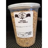 Homemade Maple Granola