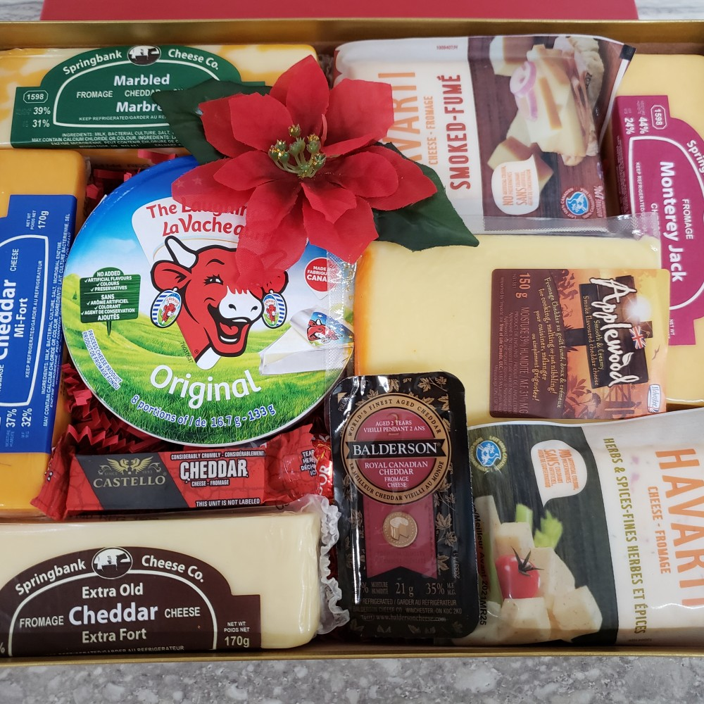 Kitchen Kuttings - Cheese Basket #5