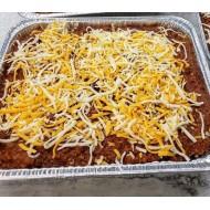 Frozen Homemade Hearty Beef Lasagna
