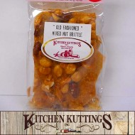"""""""Old Fashioned"""" Mixed Nut Brittle"""