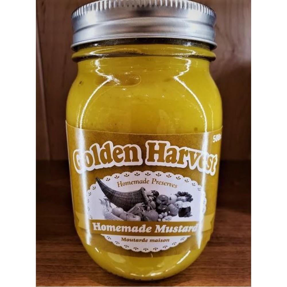 Locally Made Homemade Mustard