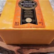 Fresh Cut Balderson Extra Old Cheddar (2 Year) (per 1/2 lb.)