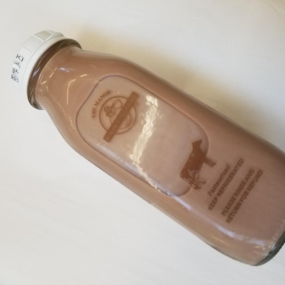Chocolate Milk - Eby Manor, 500ml